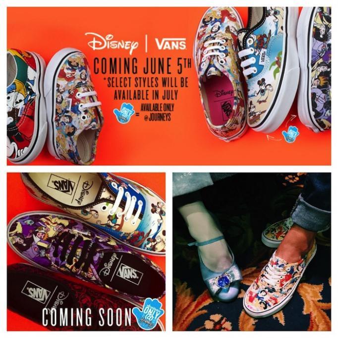 fde53042af43 Disney Vans Coming Soon!