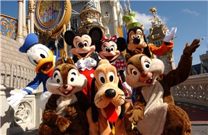 Walt disney world disney world vacation information guide finding characters meet greet locations retired characters m4hsunfo