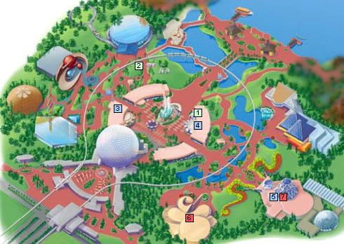 Walt Disney World - Disney World Vacation Information Guide - INTERCOT ...