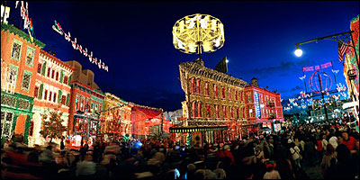 Osborne Lights at Walt Disney World Resort