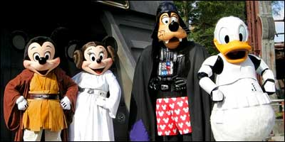 Star Wars Coming to Disney's Hollywood Studios