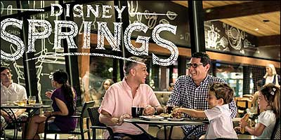 Downtown Disney officially now Disney Springs