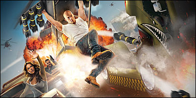 Fast and Furious Supercharged Coming to Universal Studios Florida in 2017