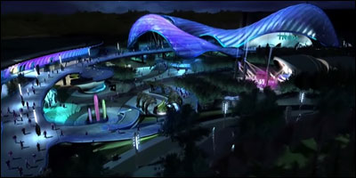 Tron Coaster coming to Tomorrowland Speedway site?