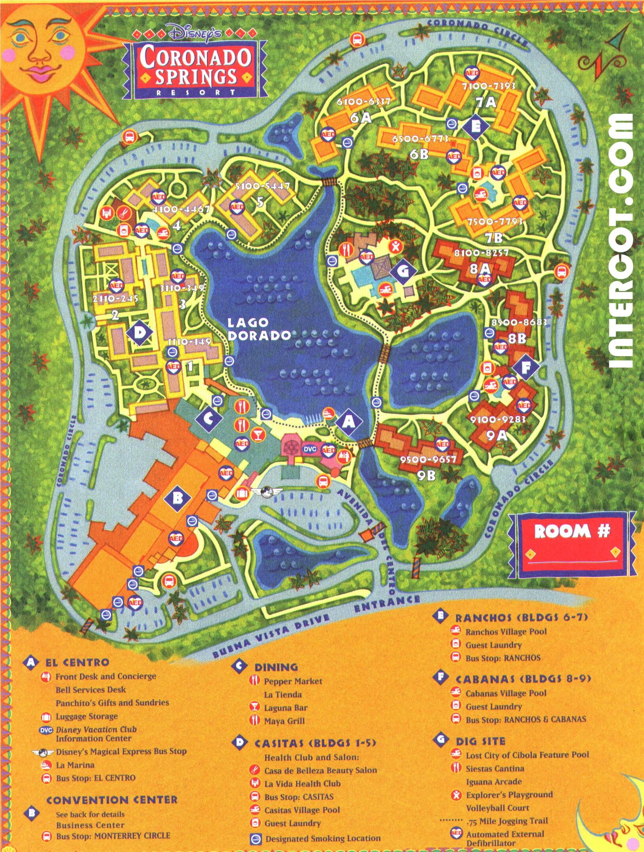 Walt Disney World - Disney World Vacation Information Guide ...