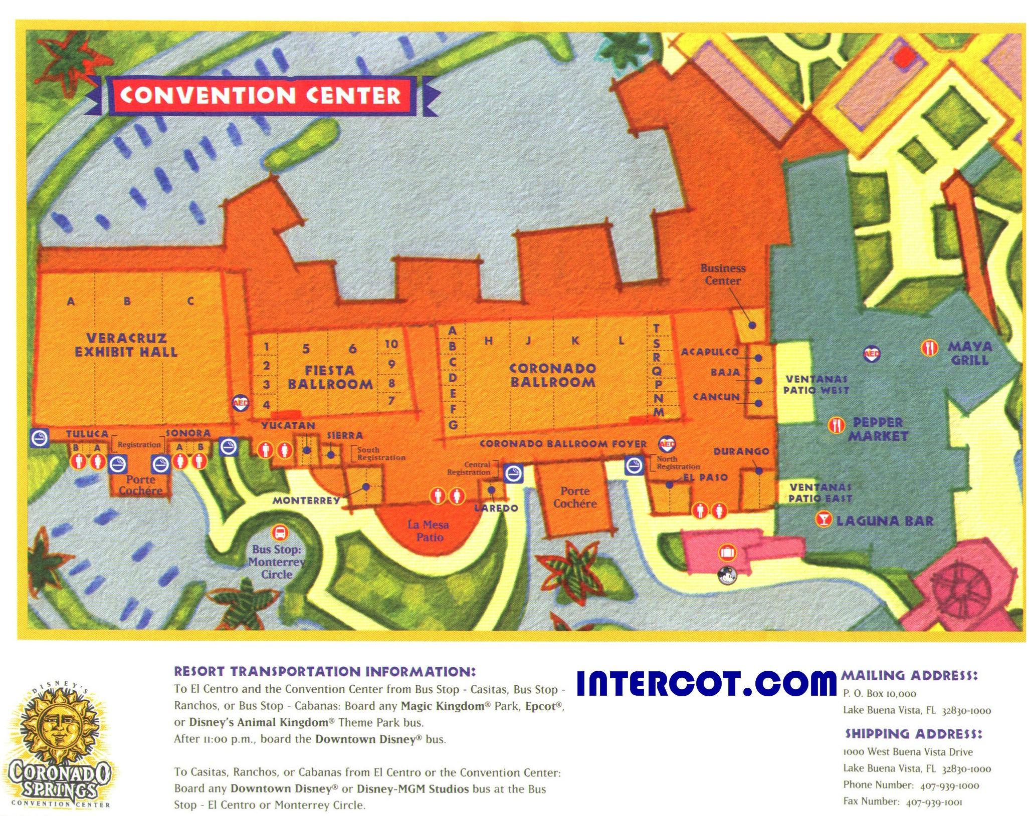 Walt Disney World Disney World Vacation Information