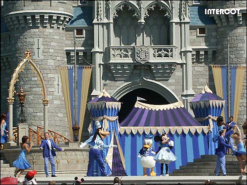 Walt Disney World - Disney World Vacation Information ...