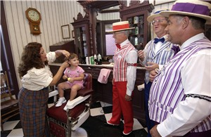 Barber Shop Orlando : Walt Disney World - Disney World Vacation Information Guide - INTERCOT ...